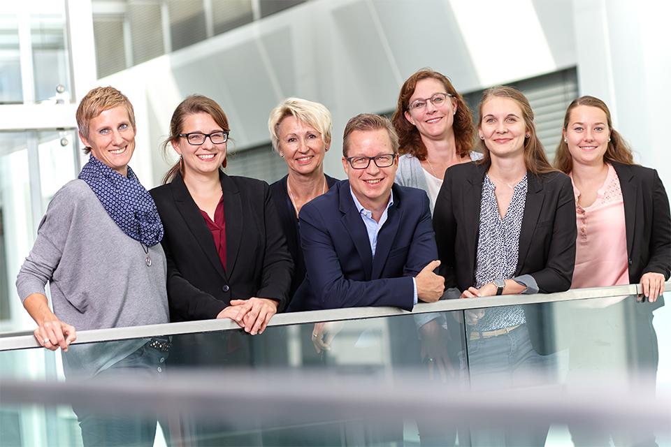 Businessportrait: Gruppen | Fotostudio Lhotzky